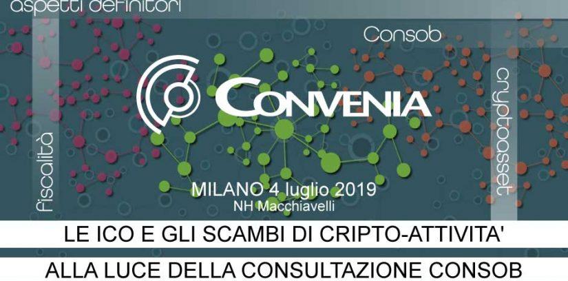 convenia_luglio_milano_cryptoasset_consob