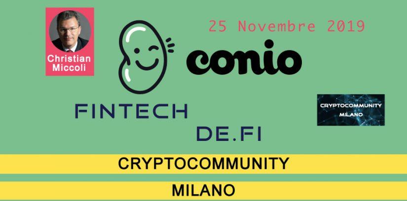 Conio-Cryptocommunity-Milano