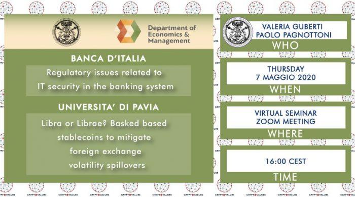 virtual_seminar_banca_d_italia_universita_pavia_regualtory_issue_libra